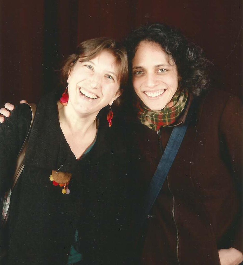 Isabelle et Nancy
